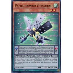 YGO DPDG-FR004 Speedroid Dominobutterfly