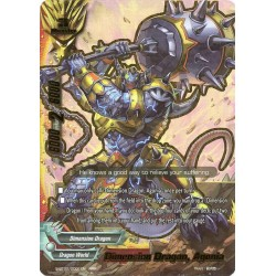 BFE S-BT02/0001EN RRR Dimension Dragon, Agonia