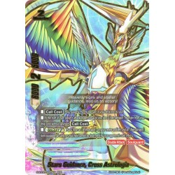 BFE S-BT02/0005EN RRR Stars Guidance, Cross Astrologia