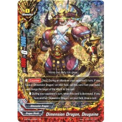 BFE S-BT02/0009EN RR Dimension Dragon, Deugaine
