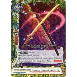 BFE S-BT02/0013EN RR Excelblade, Godslash KANESADA