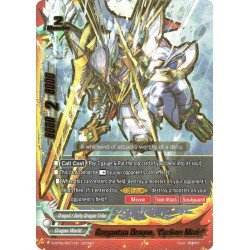 "BFE S-BT02/0071EN Secret Gargantua Dragon, ""Cyclone Mode"""