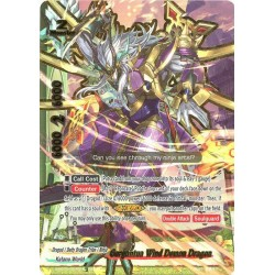 BFE S-BT02/0076EN Secret Gargantua Wind Demon Dragon