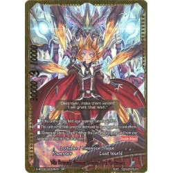 BFE S-BT02/S004EN SP  Vile Demonic Dragon, Vanity Husk Destroyer