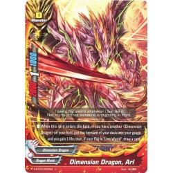 BFE S-BT02/0033EN FOIL/U Dimension Dragon, Arl