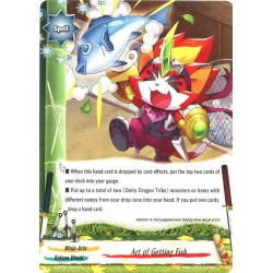 BFE S-BT02/0041EN FOIL/U Art of Getting Fish