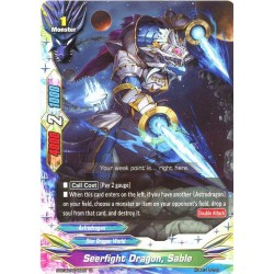 BFE S-BT02/0045EN FOIL/U Seerfight Dragon, Sable