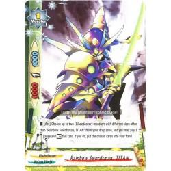 BFE S-BT02/0051EN FOIL/C Rainbow Swordsman, TITAN