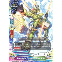 BFE S-BT02/0062EN FOIL/C Seerfight Dragon, Bart Pile