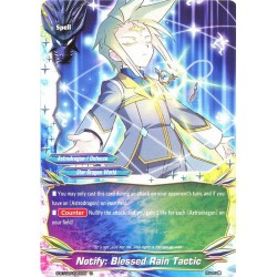 BFE S-BT02/0065EN FOIL/C Notify: Blessed Rain Tactic