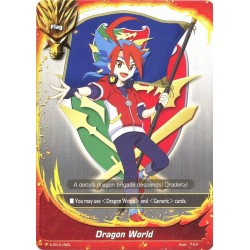 BFE S-BT02 S-PR/018EN PR Flag Dragon World V1