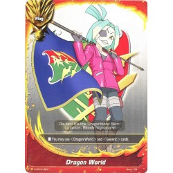 BFE S-BT02 S-PR/019EN PR Flag Dragon World V2