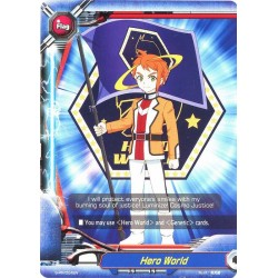 BFE S-BT02 S-PR/024EN PR Flag Hero World