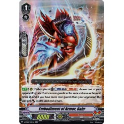 "CFV V-MB01/012EN ""RR"" Embodiment of Armor, Bahr"