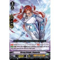 "CFV V-MB01/017EN ""R"" Strong Knight, Rounoria"