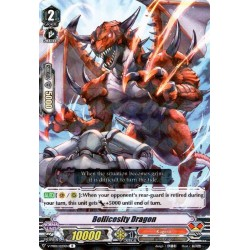 "CFV V-MB01/020EN ""R"" Bellicosity Dragon"