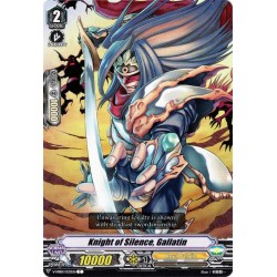 "CFV V-MB01/023EN ""C"" Knight of Silence, Gallatin"