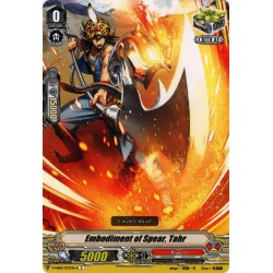 CFV V-MB01/033EN-A C Embodiment of Spear, Tahr