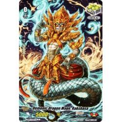 CFV V-MB01/034EN-B C/Full Art Foil Demonic Dragon Mage, Rakshasa