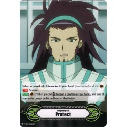 "CFV V-MB01 V-GM/0052EN ""GM"" Imaginary Gift - Protect (Tetsu Shinjou)"
