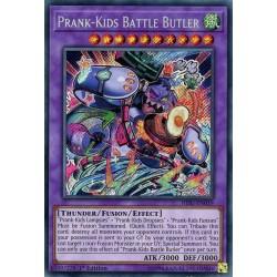 YGO HISU-EN019 Chauffeur-Combat Farce-Gamins / Prank-Kids Battle Butler