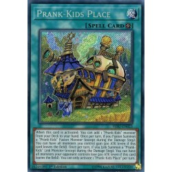 YGO HISU-EN023 Place Farce-Gamins / Prank-Kids Place