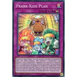 YGO HISU-EN026 Plan Farce-Gamins / Prank-Kids Plan