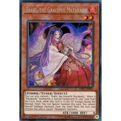 YGO HISU-EN027 Dakki, Mayakashi de la Grâce / Dakki, the Graceful Mayakashi
