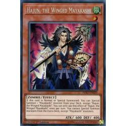 YGO HISU-EN029 Hajun, Mayakashi des Ailes / Hajun, the Winged Mayakashi