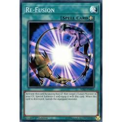 YGO HISU-EN053 Re-Fusion / Re-Fusion