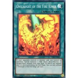 YGO HISU-EN055 Assaut des Rois du Feu / Onslaught of the Fire Kings