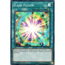 YGO HISU-EN057 Fusion Flash / Flash Fusion