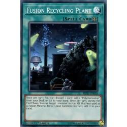 YGO HISU-EN058 Usine de Recyclage Fusion / Fusion Recycling Plant