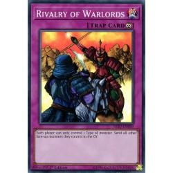 YGO HISU-EN059 Rivalité des Seigneurs de Guerre / Rivalry of Warlords
