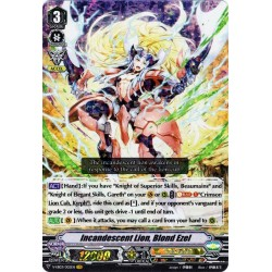 CFV V-EB03/002EN VR Incandescent Lion, Blond Ezel