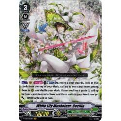 CFV V-EB03/003EN VR White Lily Musketeer, Cecilia