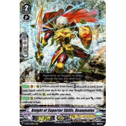 CFV V-EB03/006EN RRR Knight of Superior Skills, Beaumains