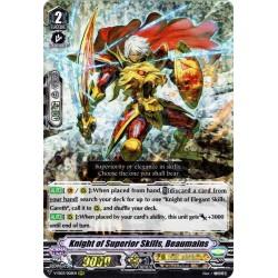 CFV V-EB03/006EN RRR Knight of Superior Skills, Beaumains
