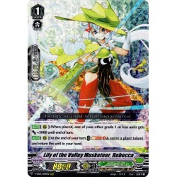 CFV V-EB03/009EN RRR Lily of the Valley Musketeer, Rebecca