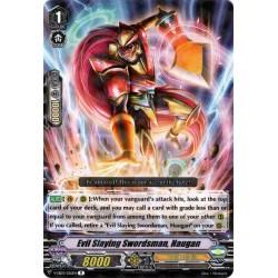 CFV V-EB03/026EN R Evil Slaying Swordsman, Haugan