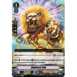 CFV V-EB03/027EN R Clad-crest Lion