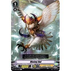 CFV V-EB03/047EN C Waving Owl