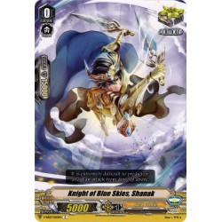 CFV V-EB03/050EN C Azure Sky Knight, Shanak