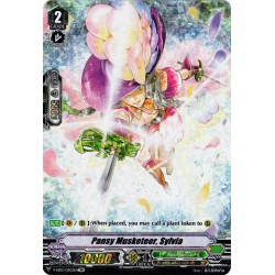 CFV V-EB03/OR03EN OR Pansy Musketeer, Sylvia