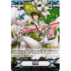 CFV V-GM/0061EN Imaginary Gift Marker Force White Lily Musketeer, Cecilia
