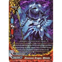 BFE S-BT01A-CP01/0006EN RR Dimension Dragon, Whistle