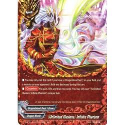 BFE S-BT01A-CP01/0010EN RR 《Unlimited Illusions》Infinite Phantom