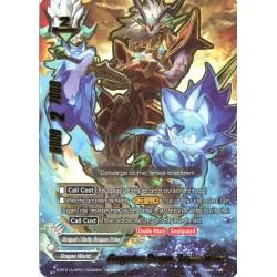 "BFE S-BT01A-CP01/0046EN secret Gargantua Dragon, ""Legion Mode"""
