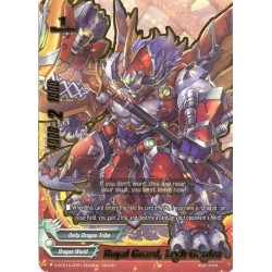 BFE S-BT01A-CP01/0048EN secret Royal Guard, Lech Gardra