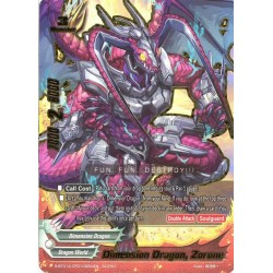 BFE S-BT01A-CP01/0054EN secret Dimension Dragon, Zorune